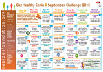 Get Healthy Cenla September Challenge 2015