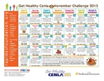 November Challenge Calendar Available