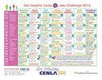 Take the Fitness & Nutrition Challenge in May!