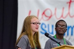 Youth leaders design and plan Youth Summit on Healthy Behaviors