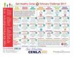 Take the February Get Healthy Challenge!