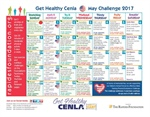 Get Healthy Cenla! Ready for the May challenge?