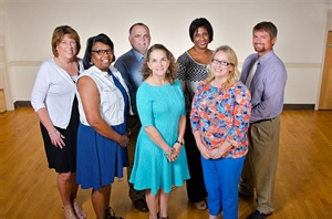 Eight School Administrators Complete Leading for Better Instruction