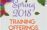CDW Spring 2018 Trainings Underway