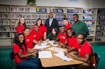 Youth Volunteer School District Grant
