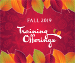 CDW announces Fall 2019 training calendar