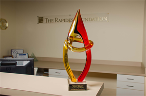 The Rapides Foundation Recognized With Impact Award