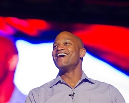 Acclaimed author Wes Moore delivers message of hope to 4,200 in Cenla