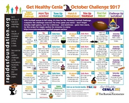 Looking for some tricks and treats to improve your health?