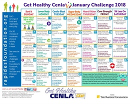 New Year, New You, New Challenge!
