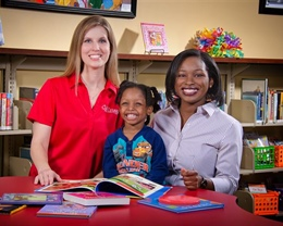 New Foundation program develops reading skills in young children