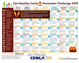 Planksgiving Challenge: 30 Days of Thanks and Planks!