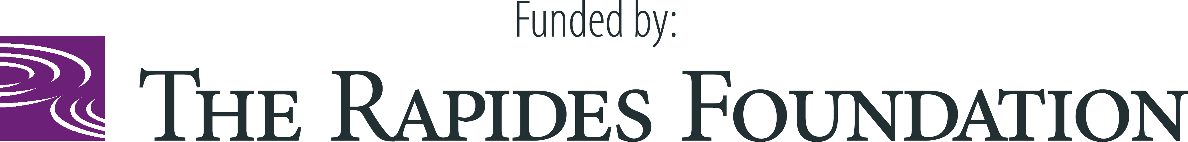 The Rapides Foundation > Brand Guidelines