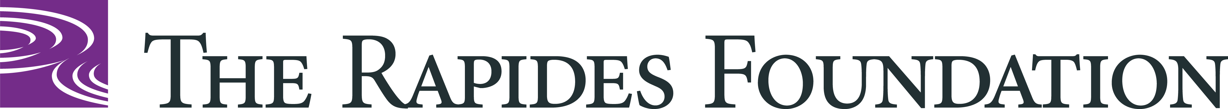 Image result for rapides foundation logo